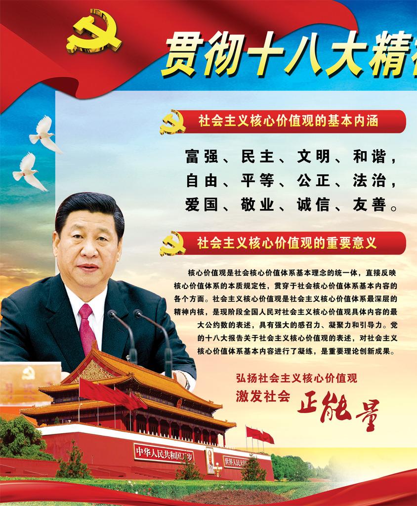 践行社会主义核心价值观助力实现中国梦